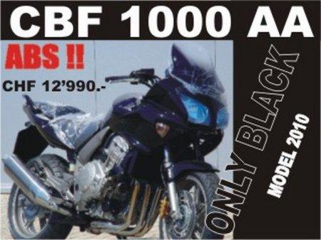 Honda CBF 1000 AA