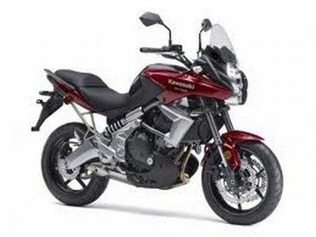 Kawasaki 650 Versys 2011