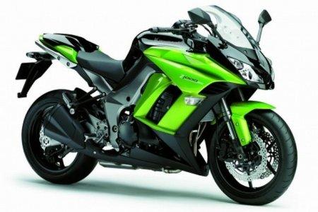 Kawasaki 1000 SX 2011