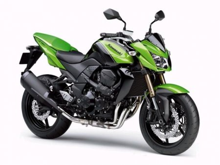 Kawasaki Z 750 ohne ABS 2011