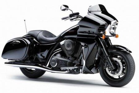 Kawasaki VN 1700 Voyager 2011
