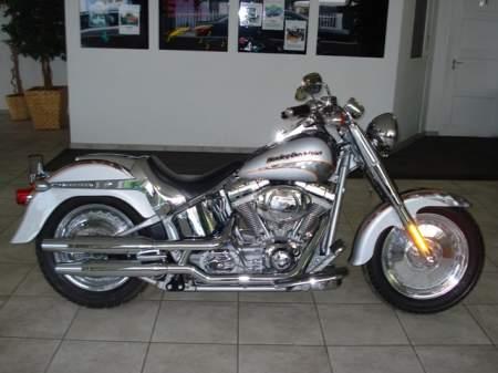 Harley-Davidson FLSTFSE Screamin Eagle Fatboy