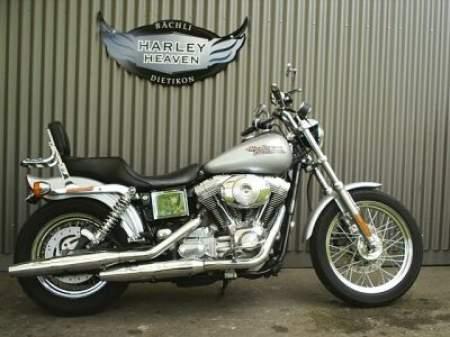 Harley-Davidson FXD Dyna Glide