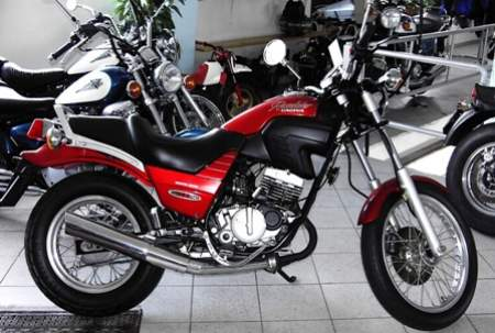 Cagiva Roudster 125